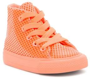 Converse Chuck Taylor® All Star® Textured High Top Sneaker (Baby & Toddler)