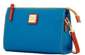 Dooney & Bourke Eva Janine Crossbody Shoulder Bag - DENIM - STYLE