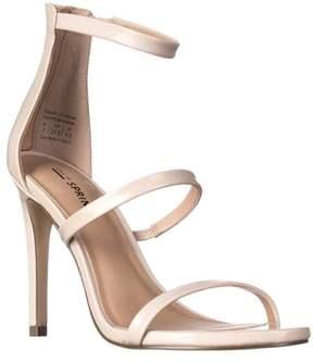 Call it SPRING Astoelian Triple Strap Dress Sandals, Bone.