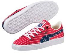Puma Basket Classic 4th of July JR Sneakers