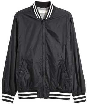 H&M Nylon Baseball Jacket