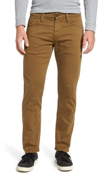 Mavi Jeans Men's Zach Straight Leg Twill Pants