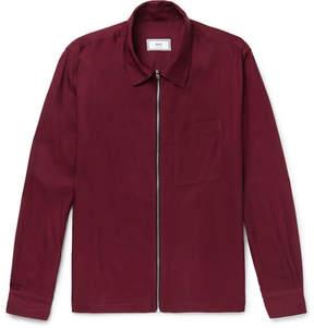 Ami Twill Blouson Jacket