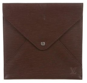 Louis Vuitton Epi Envelope Pouch