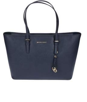 Michael Kors Michael Jet Set Travel Tote - ADMIRAL - STYLE