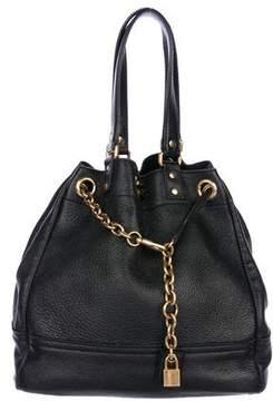 Saint Laurent Leather Fauborg Bag