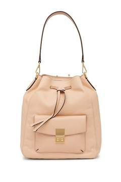 Cole Haan Allanna Leather Backpack
