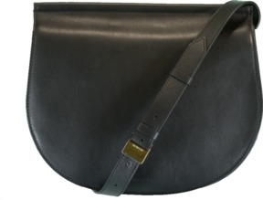 GIVENCHY Infiniti Leather Saddle Bag