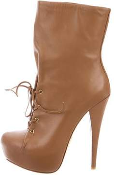 Alejandro Ingelmo Mia Platform Ankle Boots