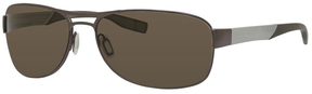 Safilo USA BOSS 0605 Polarized Rectangle Sunglasses