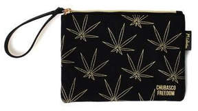 M Pouch Weed Gold S M17303 small
