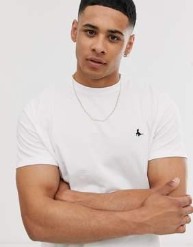 Jack Wills Sandleford T-Shirt In White