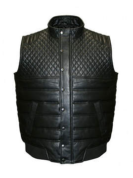 Asstd National Brand Quilted Vest Big and Tall