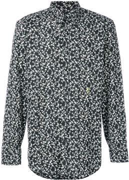 Marc Jacobs pin print shirt