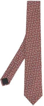 Cerruti printed tie