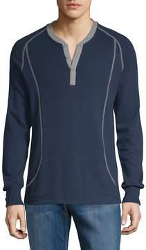 2xist Men's Fashion Sport Varsity Henley