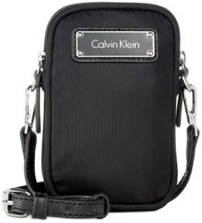 Calvin Klein Womens Camera Mini Crossbody Handbag