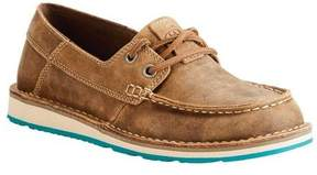 Ariat Women's Cruiser Castaway Boat Shoe