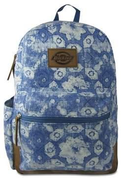 Dickies Hudson Canvas Backpack - Washed Folk Tile