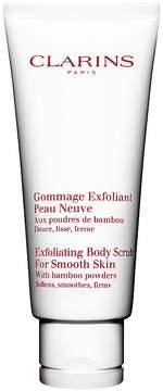 Clarins Exfoliating Body Scrub for Smooth Skin