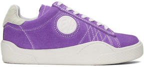 Eytys Purple Wave Rough UV Sneakers