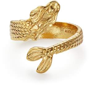 Alex and Ani Mermaid Ring Wrap