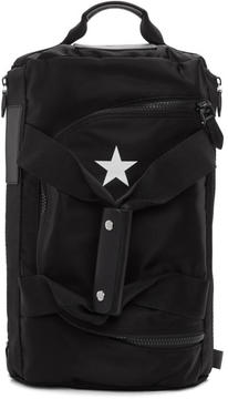 Givenchy Black Star Hybrid Backpack