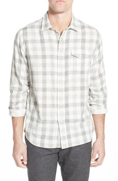 Grayers Men's 'Durham' Regular Fit Check Sport Shirt