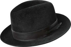Bailey Of Hollywood Flume Fedora 47009 (Men's)