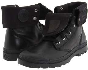 Palladium Baggy Leather Men's Lace-up Boots