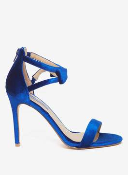 Dorothy Perkins Cobalt Blue 'Brianna' Heeled Sandals