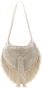 Indah Sesame Bag in Cream.