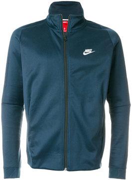 Nike Tribute zipped sweatshirt