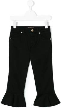 Roberto Cavalli flared jeans