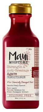 Maui Moisture Strength & Anti-Breakage + Rich Agave Conditioner for Chemically Damaged Hair - 13oz