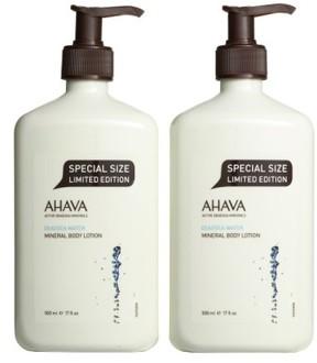 Ahava Mineral Body Lotion Duo