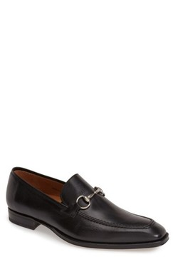 Mezlan Men's 'Tours' Leather Bit Loafer