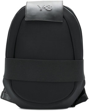 Y-3 embossed logo backpack