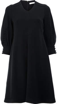 Chloé full sleeve swing dress