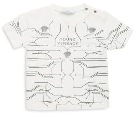 Versace Baby Boy's Graphic Tee