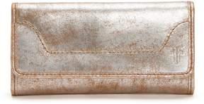 Frye Melissa Metallic Wallet