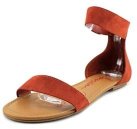 American Rag Keley Open-toe Canvas Slingback Sandal.