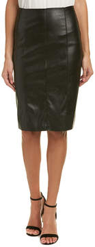 Do & Be DO+BE Do+Be Seamed Pencil Skirt
