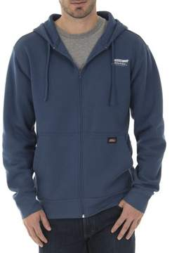 Dickies Genuine Men's Fleece Zip Hoodie with Waffle Hood