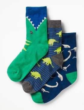 Boden 3 Pack Socks