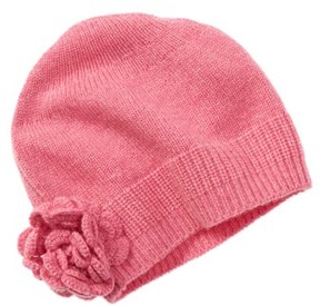 Baby CZ Cashmere Hat.