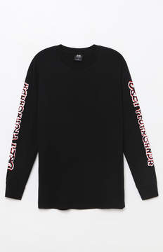 Obey Public Opinion Long Sleeve T-Shirt