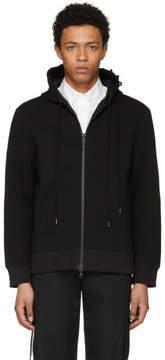 Craig Green SSENSE Exclusive Black Laced Zip Hoodie