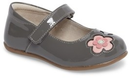 See Kai Run Toddler Girl's Stella Mary Jane Flat