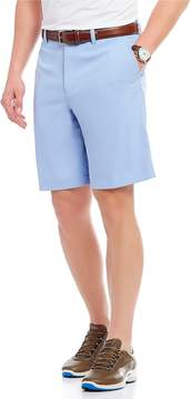 Callaway Stretch Flat-Front Active Waistband Shorts